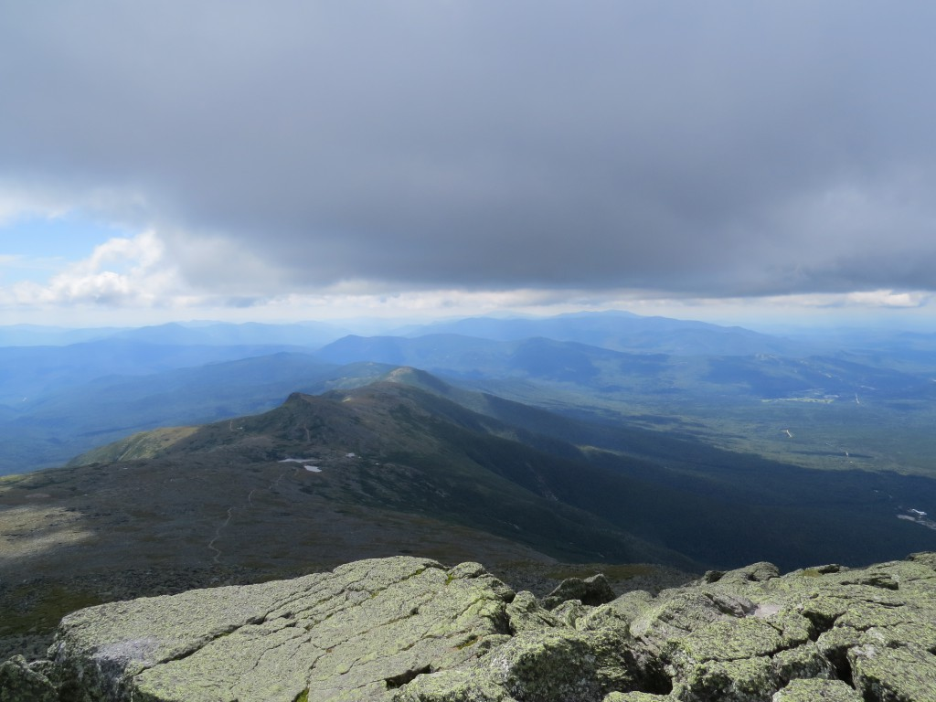 Zahnradbahn Mount Washington